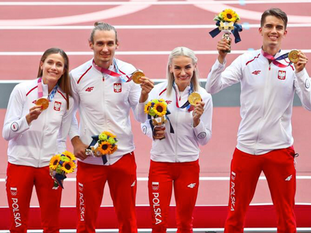 Poland heads home from Tokyo Olympics with best medal count since 2000