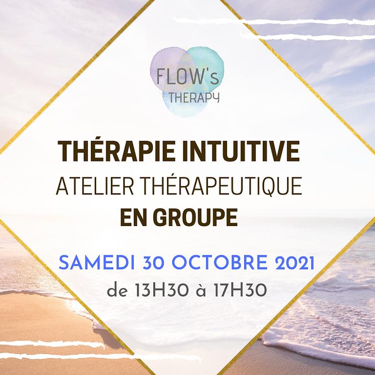 ATELIER DE THERAPIE INTUITIVE EN GROUPE