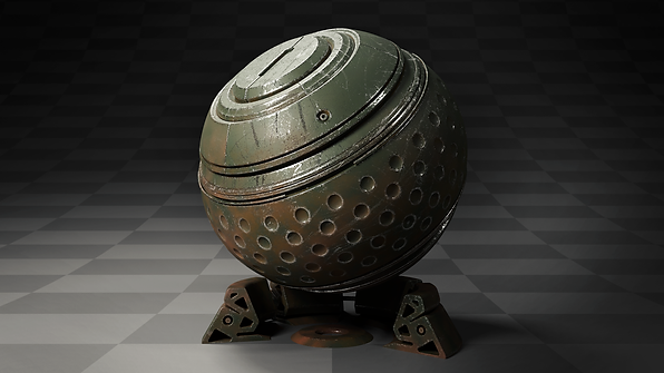 Maya redshift shaderball procedural johnny fehr darkarts