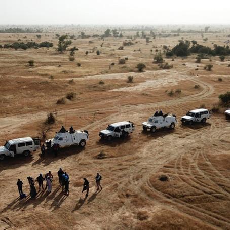 Diplomatie maghrébine au Sahel