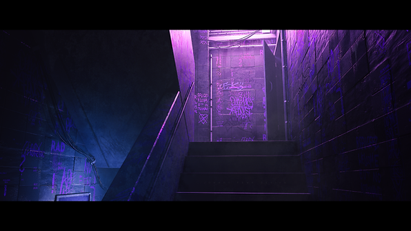 Neo Tokyo - Darkarts - Johnny Fehr - Design