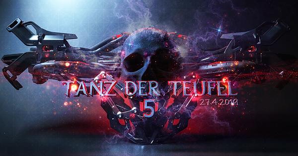 Tanz der Teufel 5 - Stadtchäller Winterthur - Johnny Fehr - Darkarts