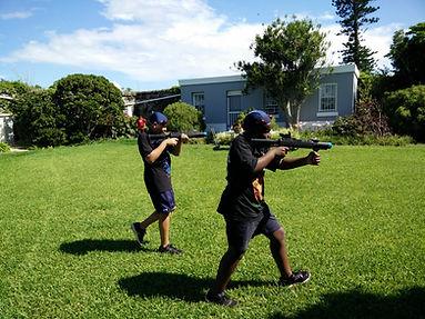 Laser Tag Bermuda