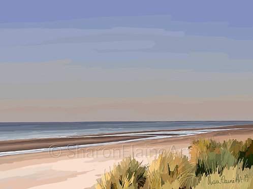 """Holkham """"green and blues"""""""