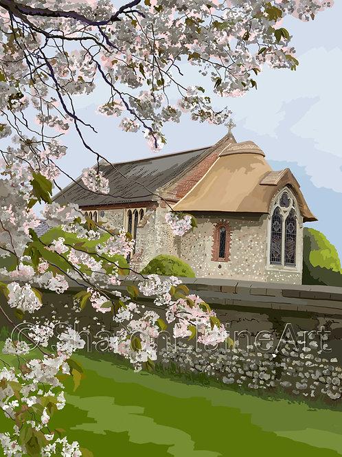 All Saints Church - Hempstead