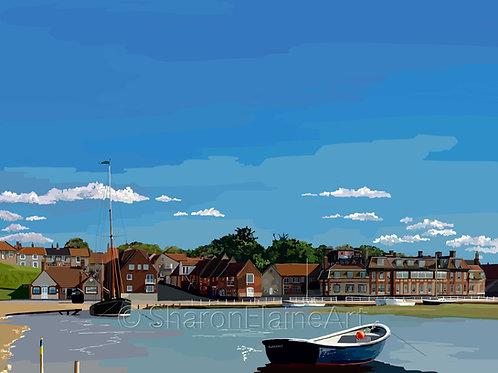Blakeney Quay