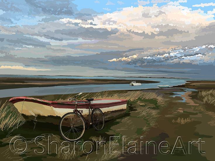 """Morston """"Olde Boat & Bike"""""""