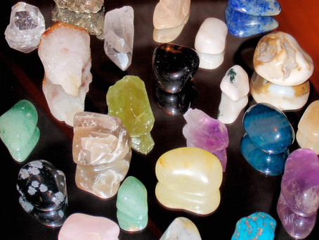 More to crystals than meets the eye!