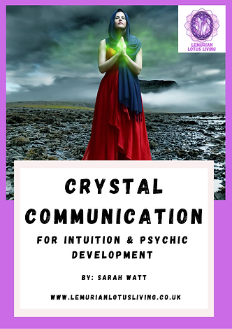 CRYSTAL COMMUNICATION AND THE POWER OF I