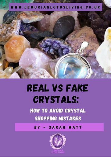 fake vs real crystals_how to avoid cryst