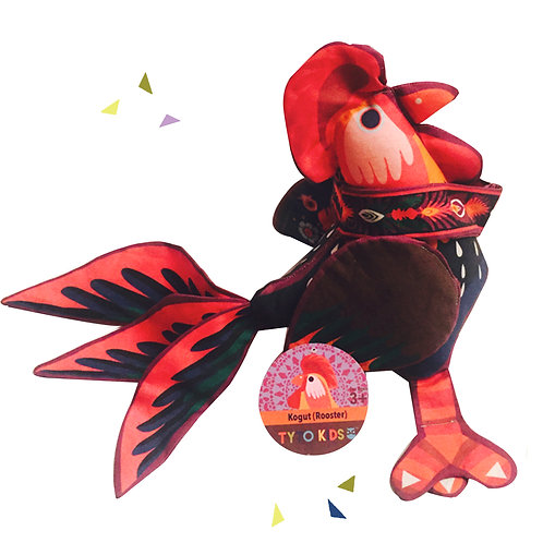 Kogut (Rooster) Chicken Plush