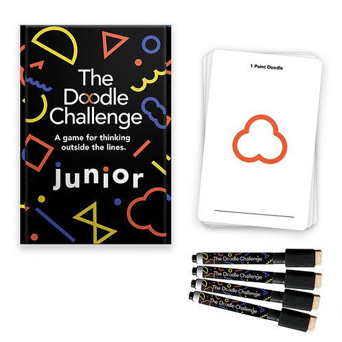 The Doodle Challenge - Junior Deck