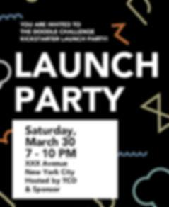 TDC Launch Part