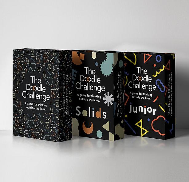 The Doodle Challenge Original Solids Jun