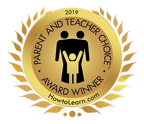 Parent and Teacher Choice Award 2019 fro