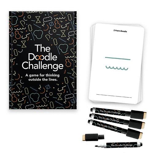 The Doodle Challenge - Original Deck