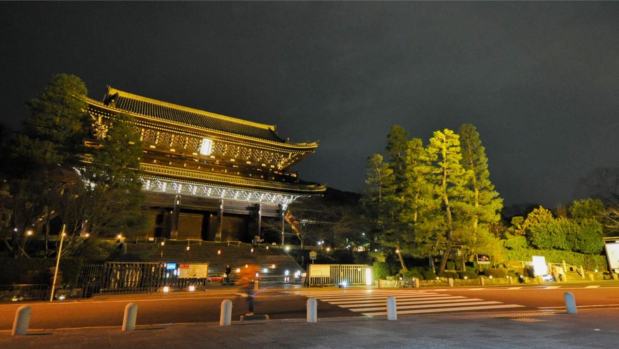 【知恩院】浄土宗総本山!