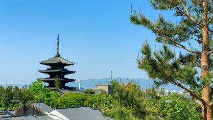 【八坂の塔】東山観光のランドマーク!