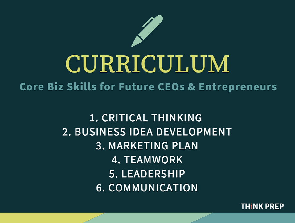 B.I.C. Curriculum
