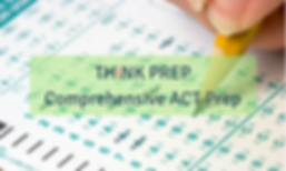 ACT Prep & tutoring, ThinkPrep NYC