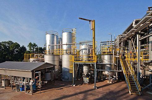 Chemical Plant, South Carolina