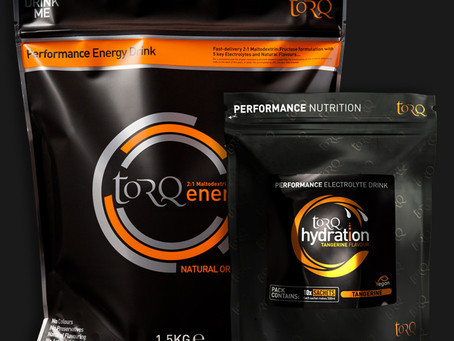 What's the difference between TORQ Energy Drink and TORQ Hydration Drink?