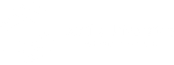 Aprilis Universitas-Logo-White on Transp