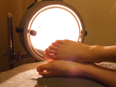 可視総合光線療法について