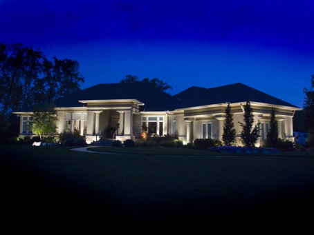 How Landscape Lighting Can Showcase Your Home's Best Features