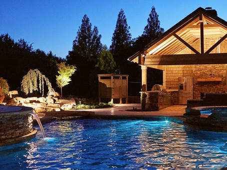 Transform your Backyard Pool into a Backyard Resort