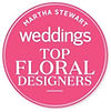 Martha Stewart Top Wedding Florist