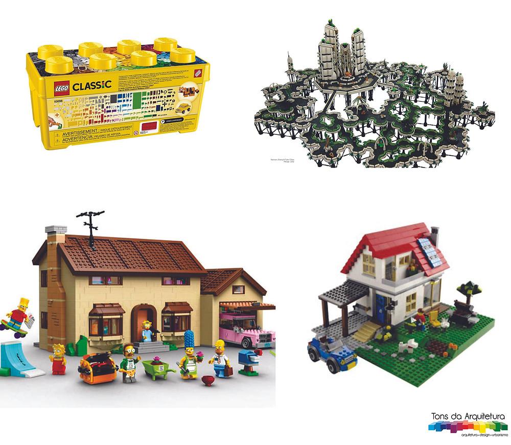 tons da arquitetura brinquedos educativos