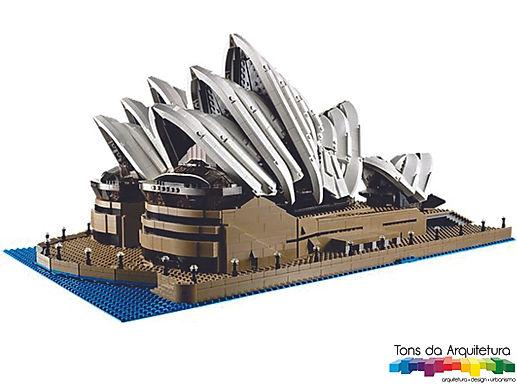 Lego para Arquitetos