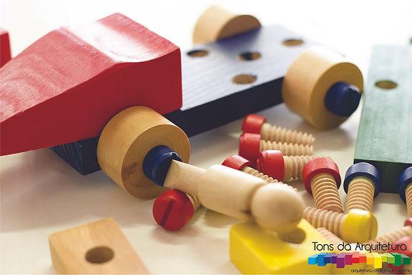 Brinquedos para estimular a criatividade de crianças