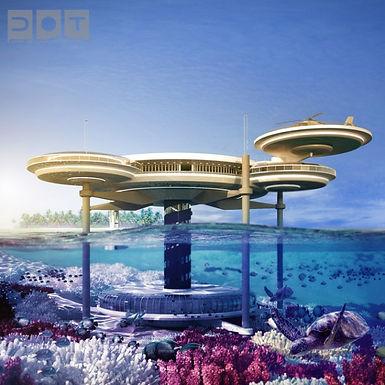Hotel Subaquático será construído em Dubai
