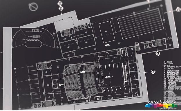 Etapas para Desenhar Projeto Arquitetônico no CAD