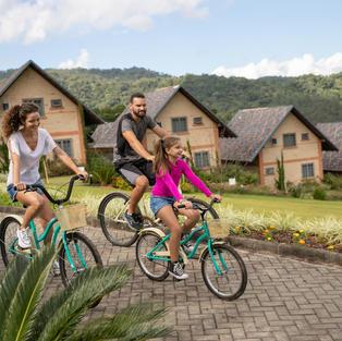 Bicicletas à disposição