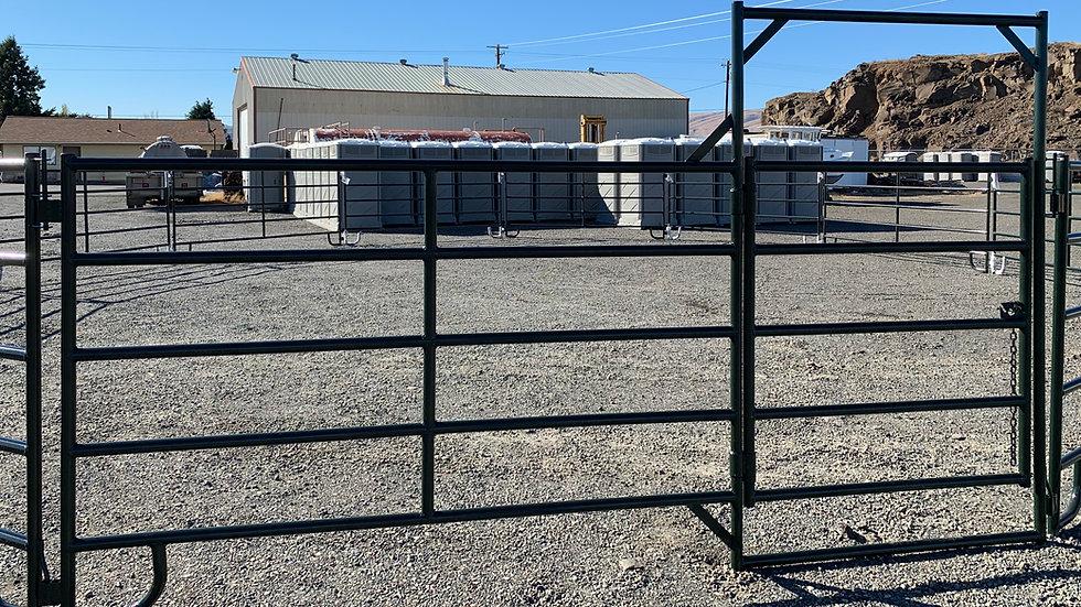 12ft Medium Duty Walk-Through Gate/Panel