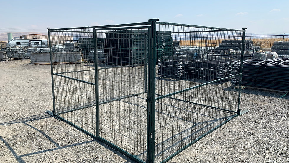 40lb Temporary Fence Panel