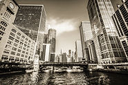 Picture of Downtown Chicago