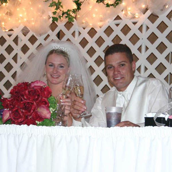 Complete Wedding - Ceremony & Reception