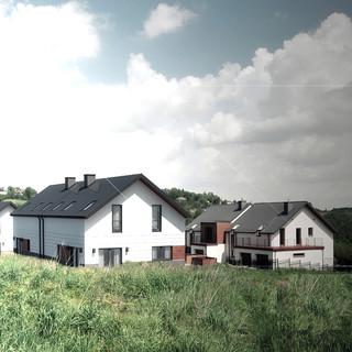 Domy jednorodzinne pod Krakowem