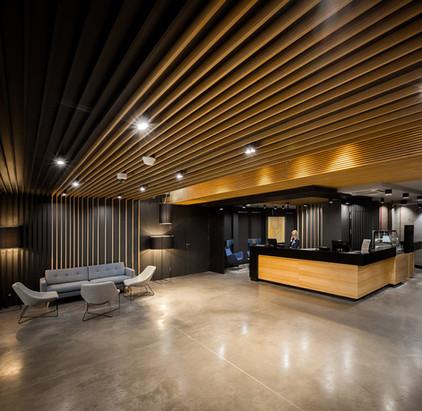 Hotelowe lobby