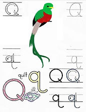 Q is for Quetzal.jpg