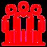 yul942_32_sales_team_icon_outline_vector