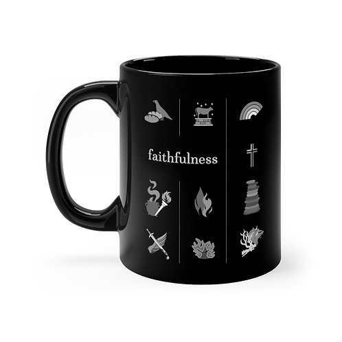 Faithfulness Mug - 11oz