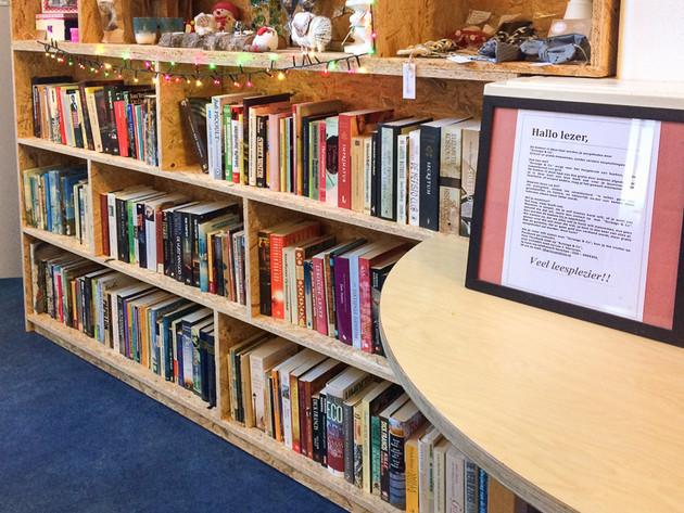 De Boekenkraam