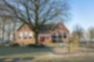 De Rieshoek, Noordlaren, schoolgebouw, Zuidlaarderweg