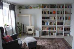 Kaminzimmer / Bibliothek