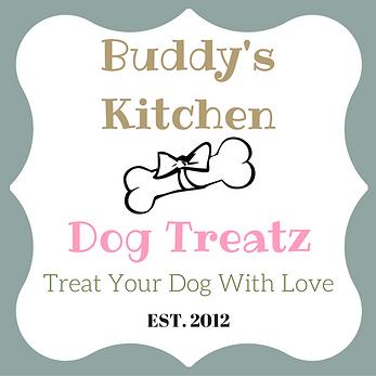 Buddys Kitchen Dog Treatz Logo